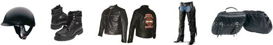 View all Harley-Davidson apparel, accessories auctions